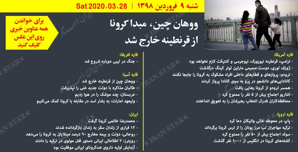روز-28-03-2020-اخبار-کامل-جهان-ایرانیان-کانادا