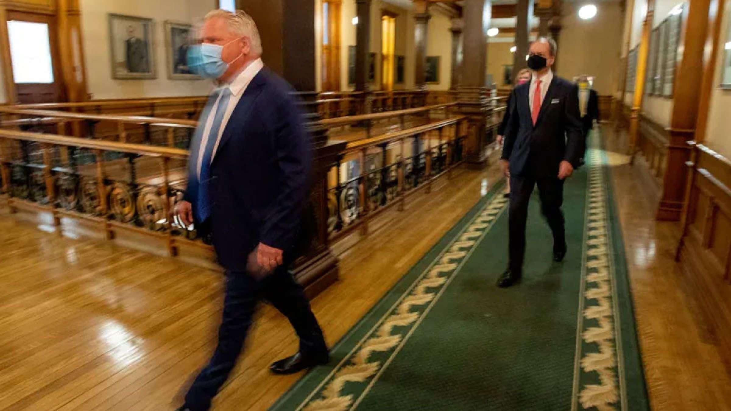 اخبار-تورنتو-وضعیت-وحشت-در-انتاریو-۱۸۰۰۰-کرونایی-روزانه-تا-آخر-مه-قانون-منع-آمد-و-شد