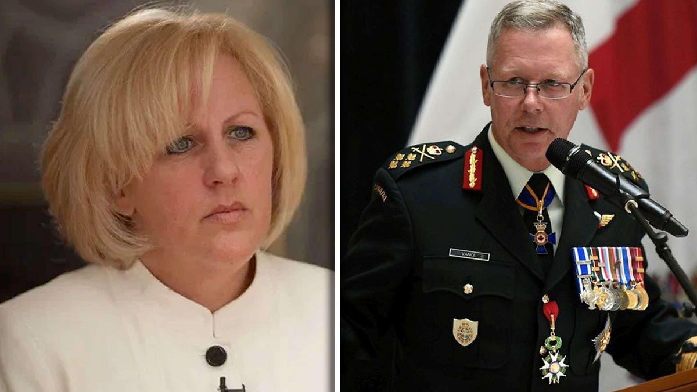 اخبار-کانادا-۸۰۲-تجاوز-حمله-آزار-اذیت-جنسی-۵-سال-ارتش-فرمانده-کل-مسلح