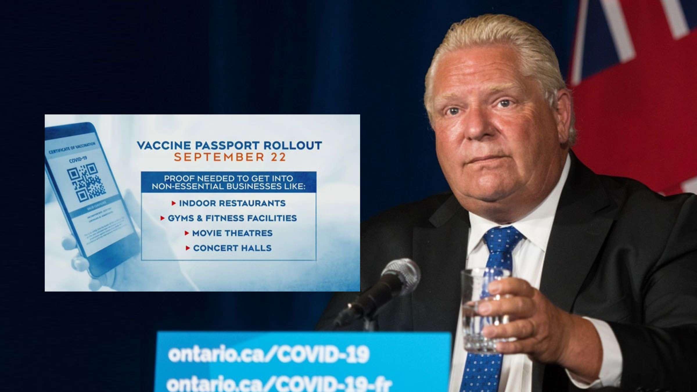 خبر-تورنتو-پاسپورت-واکسیناسیون-کرونا-در-انتاریو-از-۲۲-سپتامبر-اجباری-شد