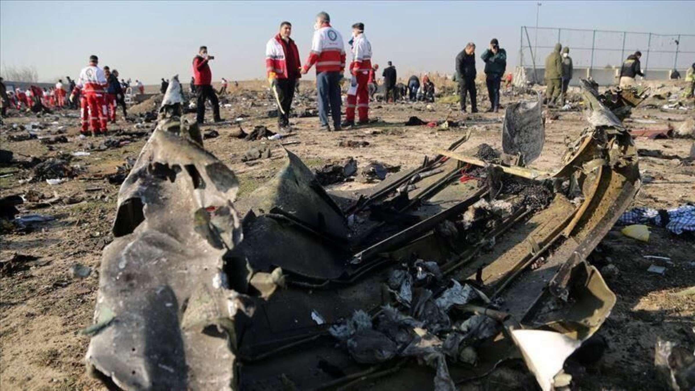 جمهوری-اسلامی-ادعای-وجود-نوار-صدای-ظریف-درباره-هواپیما-اوکراینی-خلاف- واقع-است