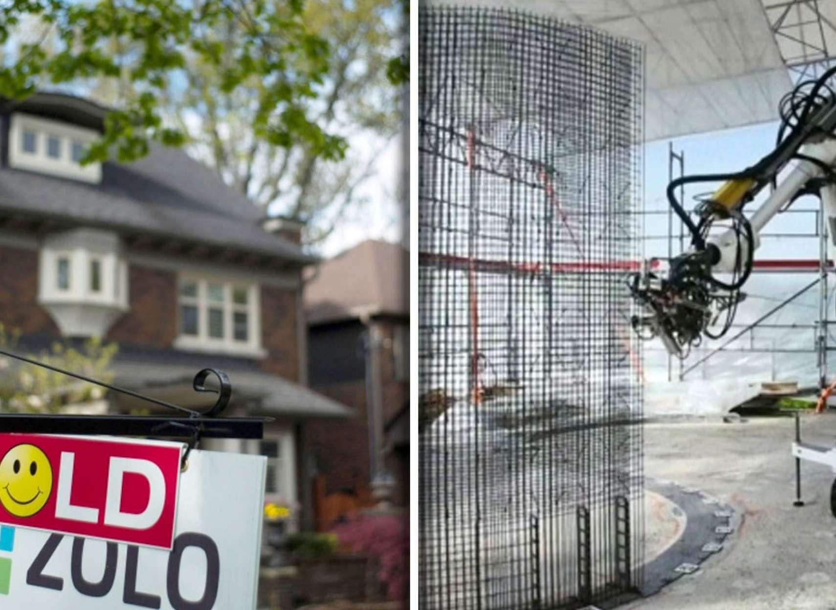 اخبار-تورنتو-روبات-های-ساختمان-ساز-در-راه-بازار-املاک-تکنیک-جدید-مشاورین-املاک-خانه-یک-دلار
