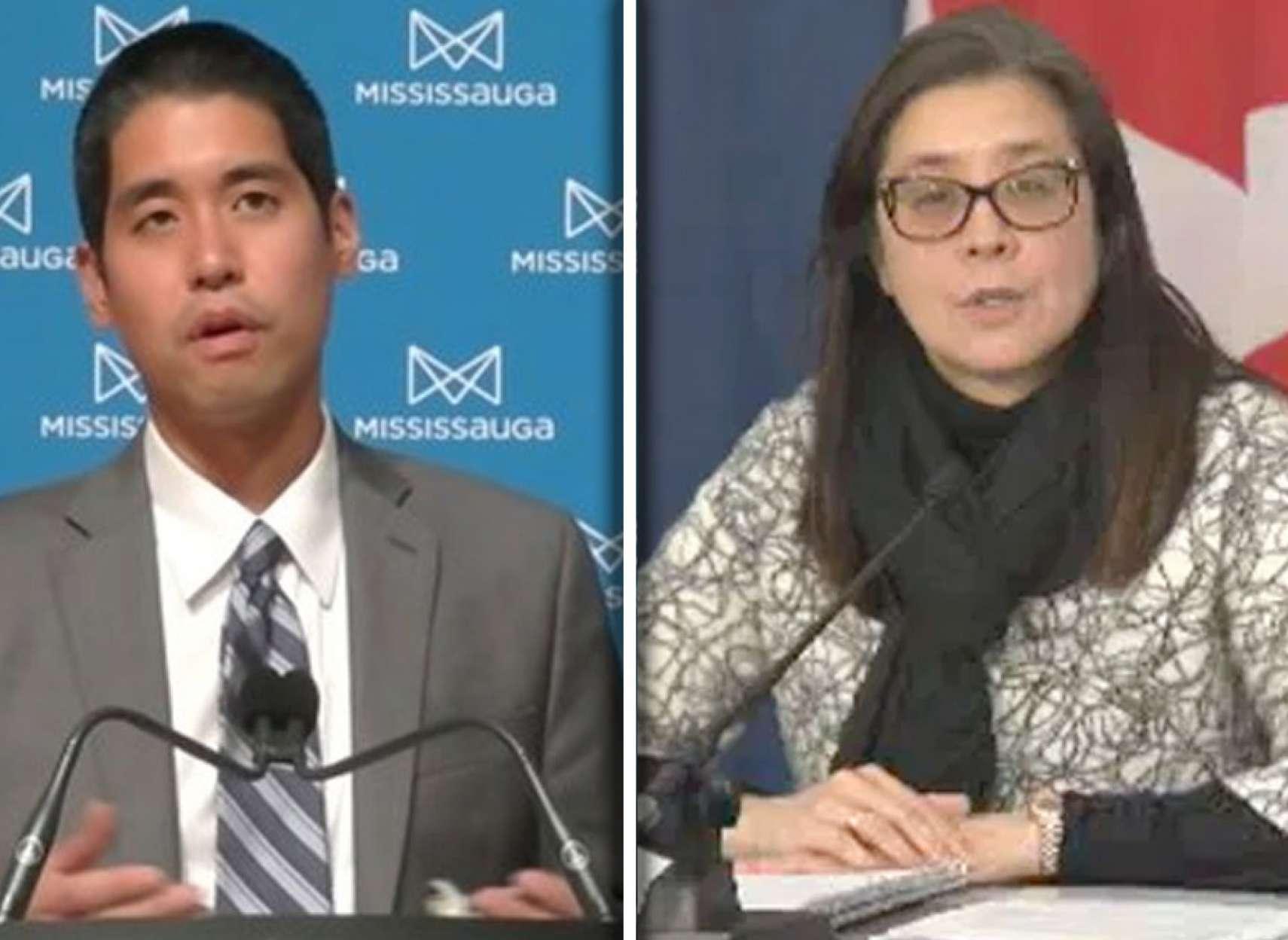 روسای بهداشت و پزشکی تورنتو و پیل خواستار بسته بودن این مناطق حداقل تا ۹ مارس شدند