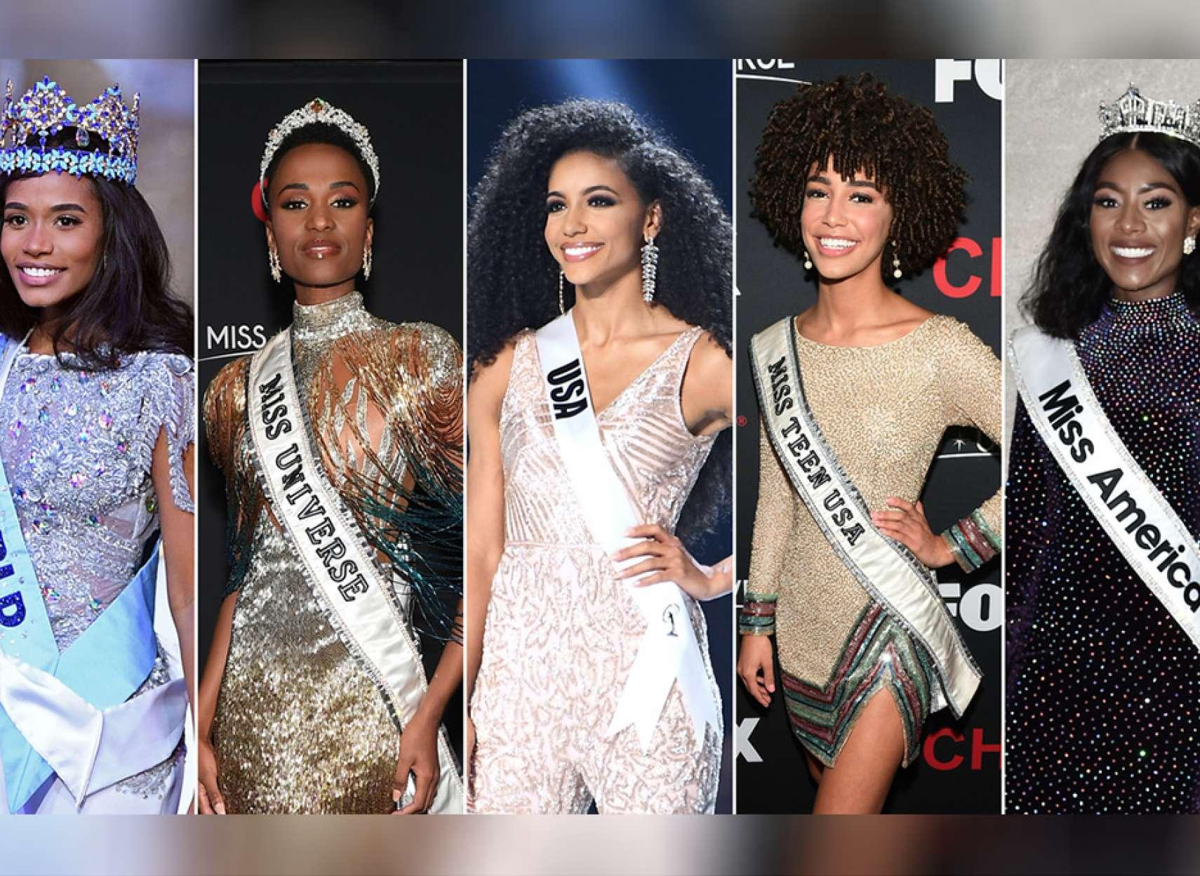 اخبار-جهان-پنج-دختر-شایسته-دنیا-سیاهپوست-هستند