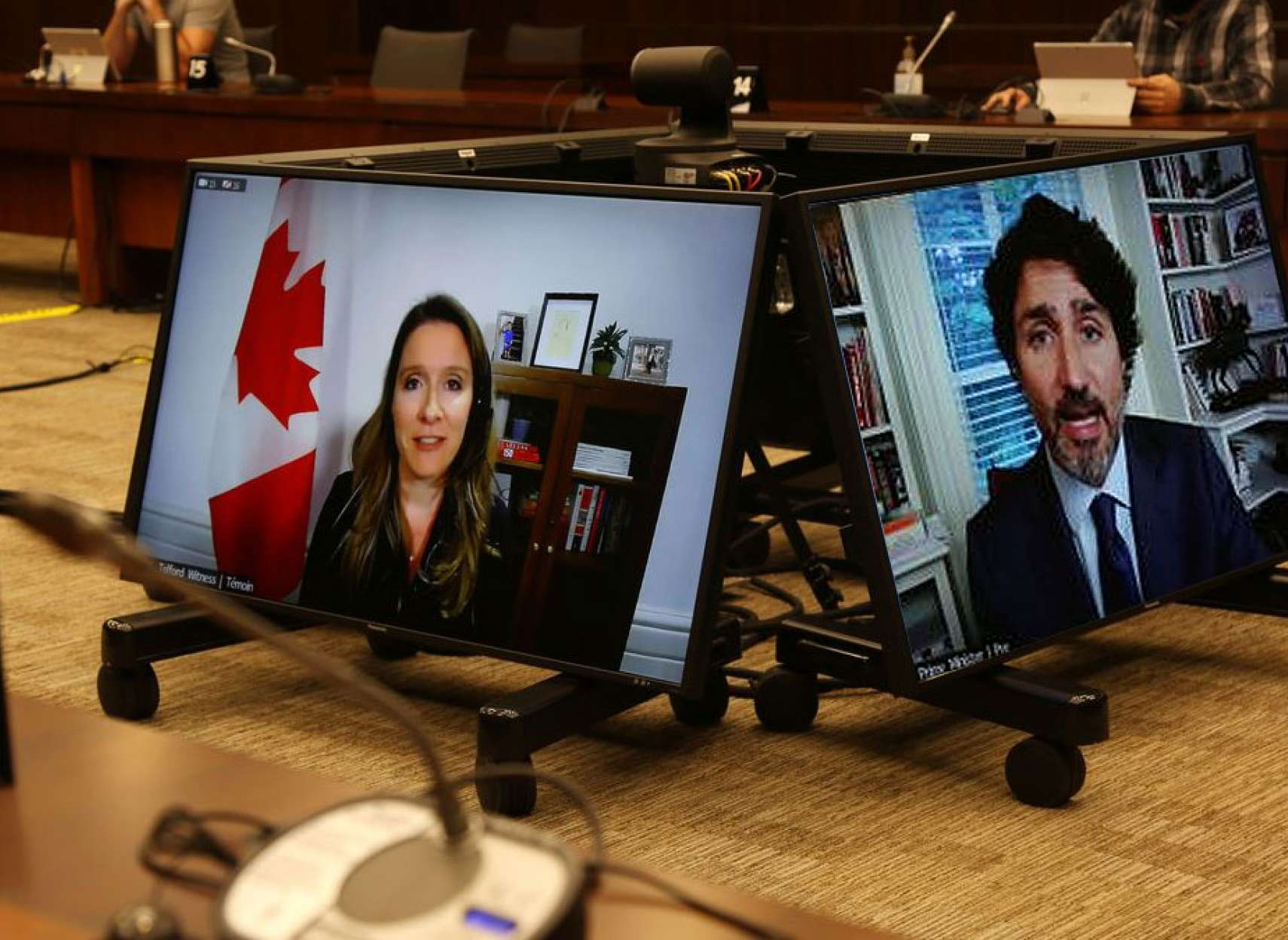 اخبار-کانادا-ترودو-درباره-رسوایی-وی-در-مجلس-کانادا-شهادت-داد