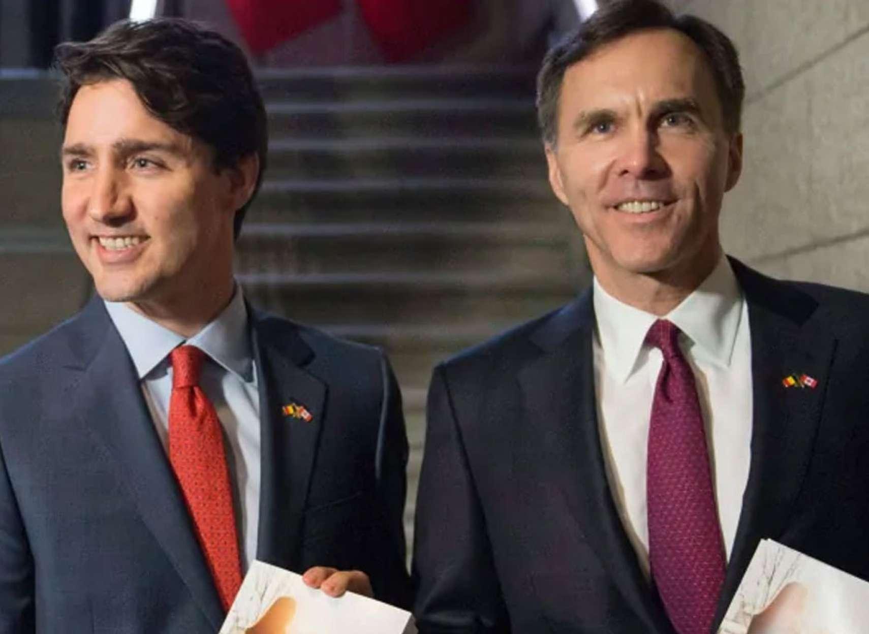 اخبار-کانادا-پس-از-فشارهای-فراوان-وزیر-دارایی-کانادا-استعفا-کرد