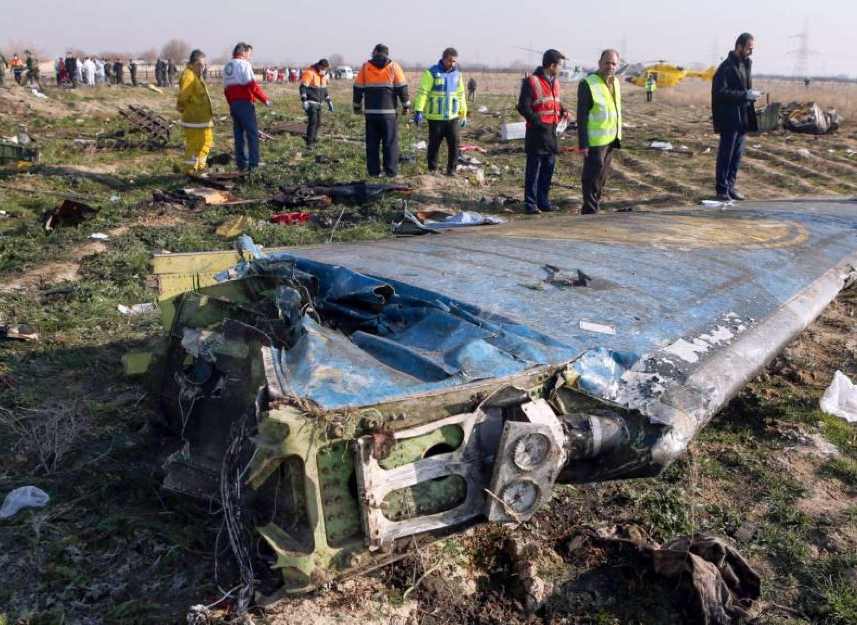جمهوری-اسلامی-گزارش-نهایی-بازخوانی- جعبه- سیاه- هواپیما-اوکراینی- اعلام- میشود