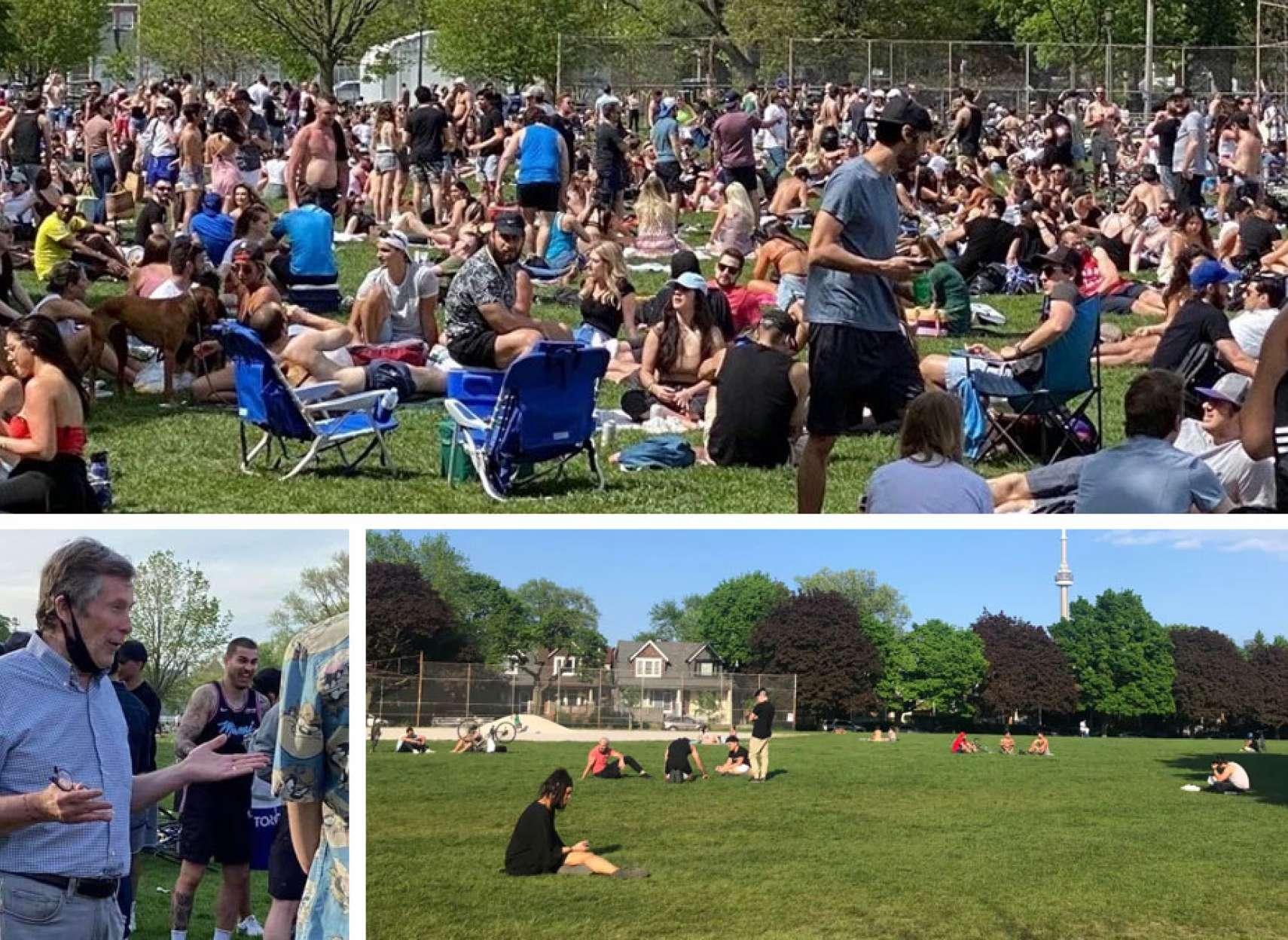 خبر-تورنتو-هجوم-مردم-به-پارک-ها-حمله-به-شهردار-تورنتو-و-درخواست-فورد