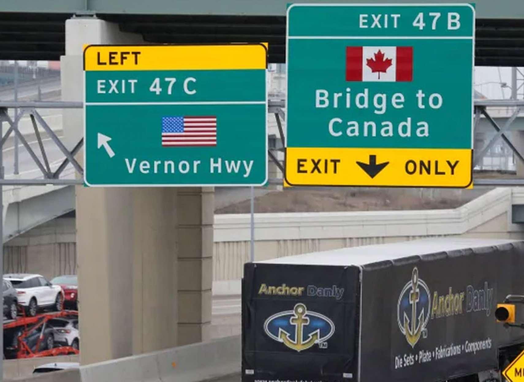 خبر-کانادا-ماموران-مرزی-کانادا-با-آمریکا-اعتصاب-می-کنند-بازشدن-مرزها-زیر-سوال-رفت