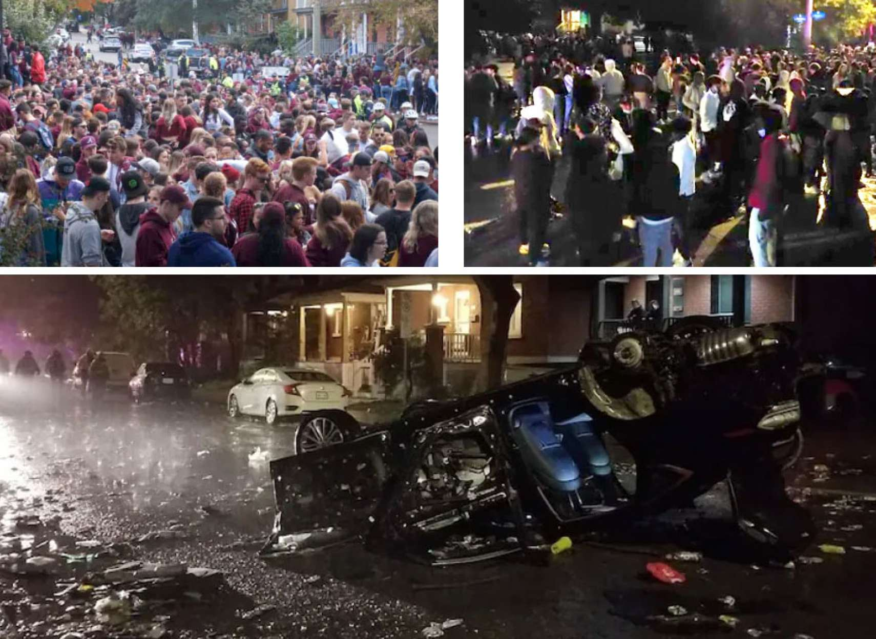 خبر-کانادا-پارتی-هزاران-نفری-دانشجویان-فوتبال-اتاوا-هفت-زخمی-کتک-خودرو-واژگون-بجا-گذاشت