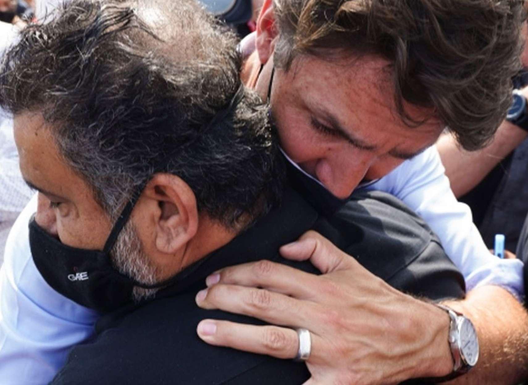 خبر-کانادا-یک-پدر-قربانی-پرواز-اوکراینی-جلوی-کمپین-انتخاباتی-ترودو-را-گرفت