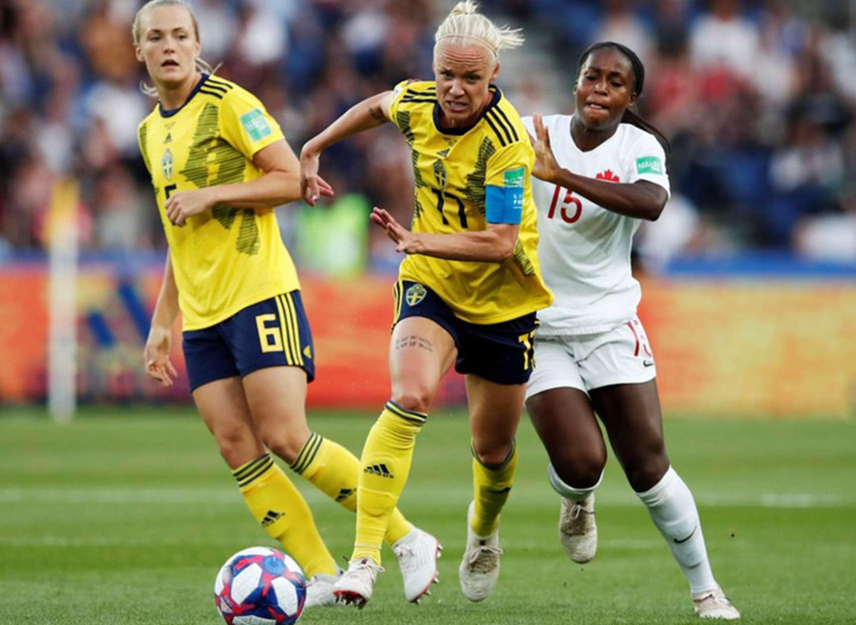 شکست-و-حذف-فوتبال-زنان-کانادا-در-جام-جهانی-کانادا-اخبار