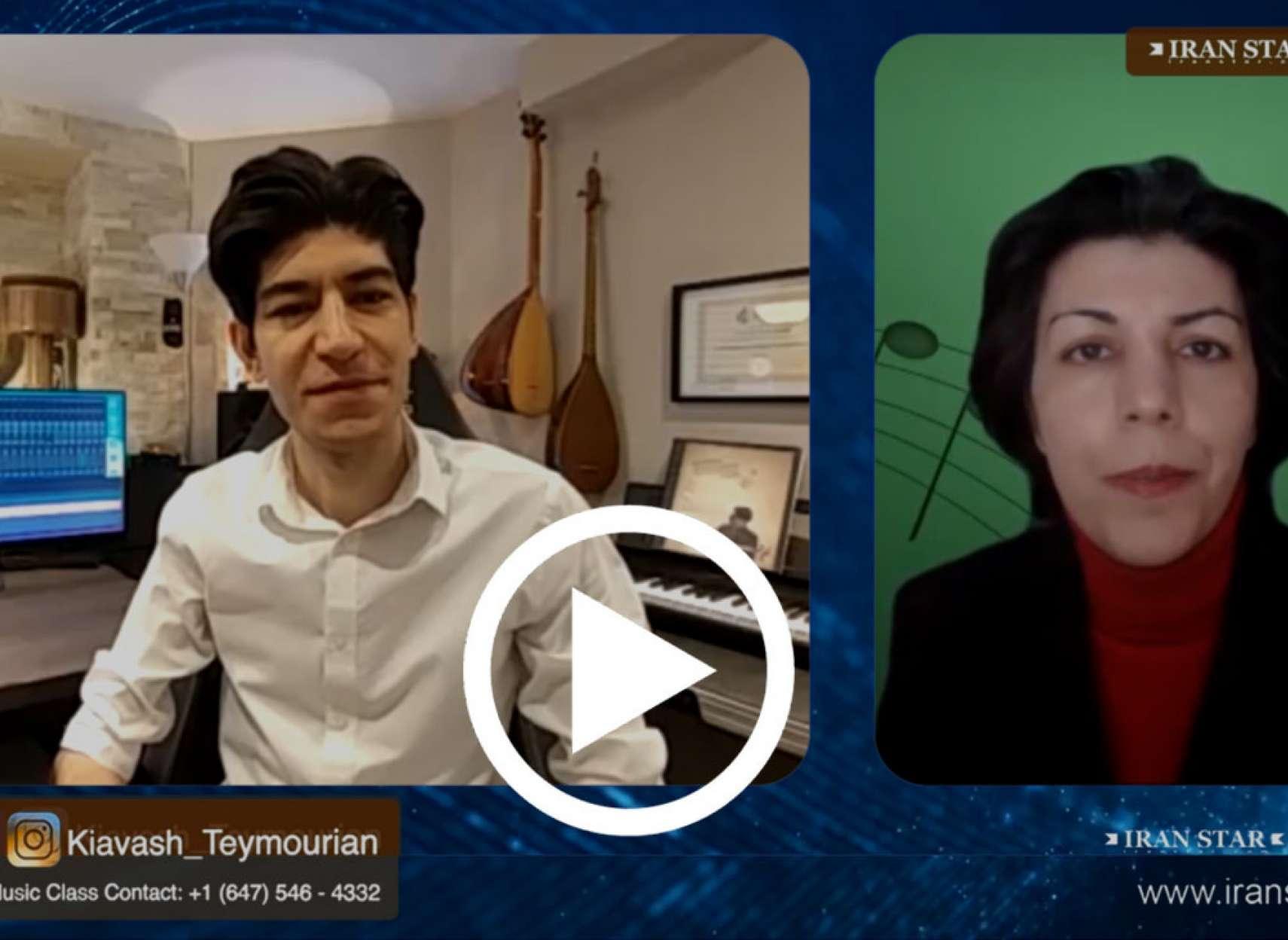 مصاحبه با کیاوش تیموریان مدرس آواز و موسیقی: چگونه از مهندسی عمران به تدریس آواز رسید