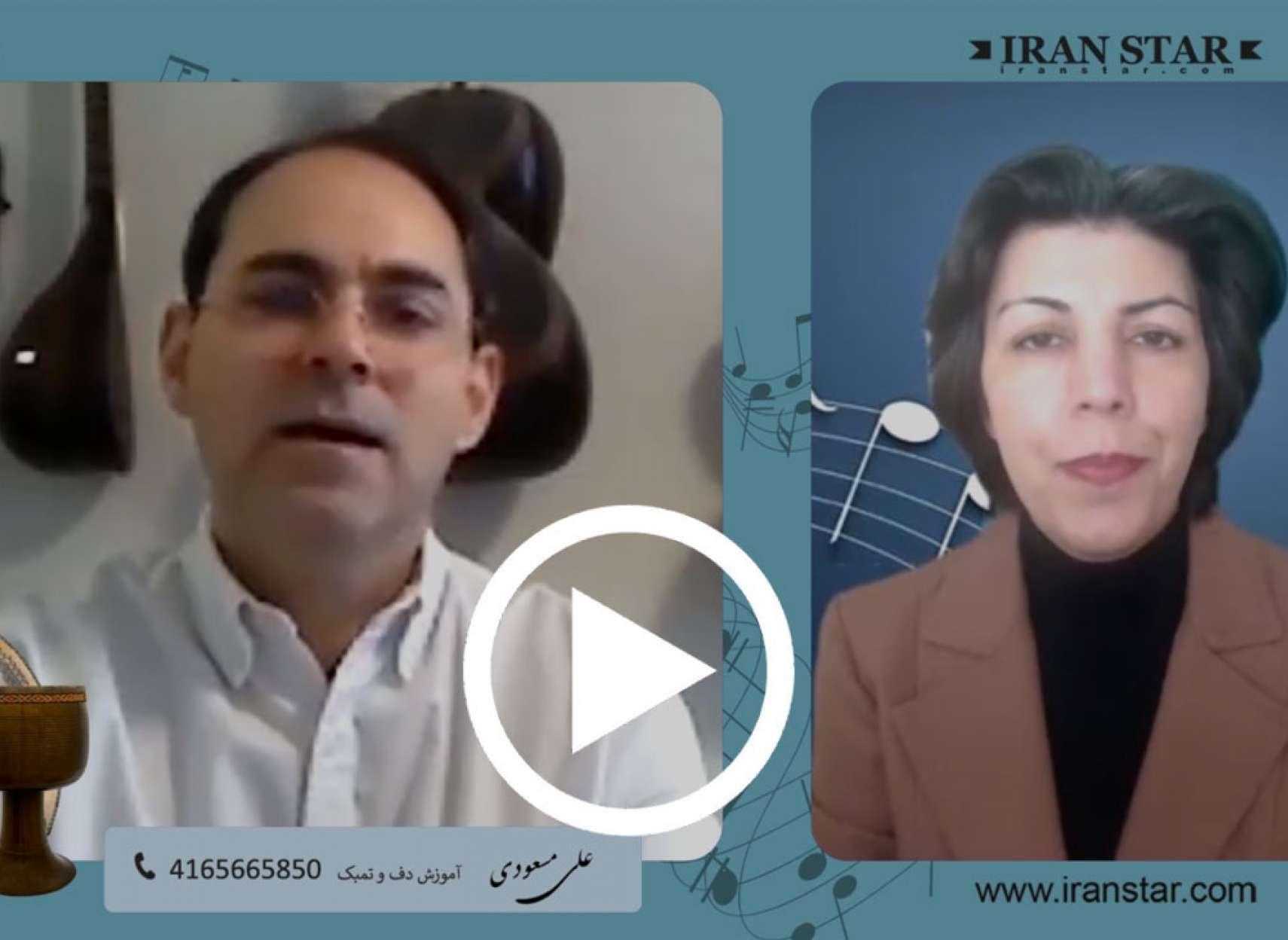 مصاحبه با علی مسعودی نوازنده دف و تمبک: پیش و در حین کرونا وضعیت این موسیقی چگونه است؟