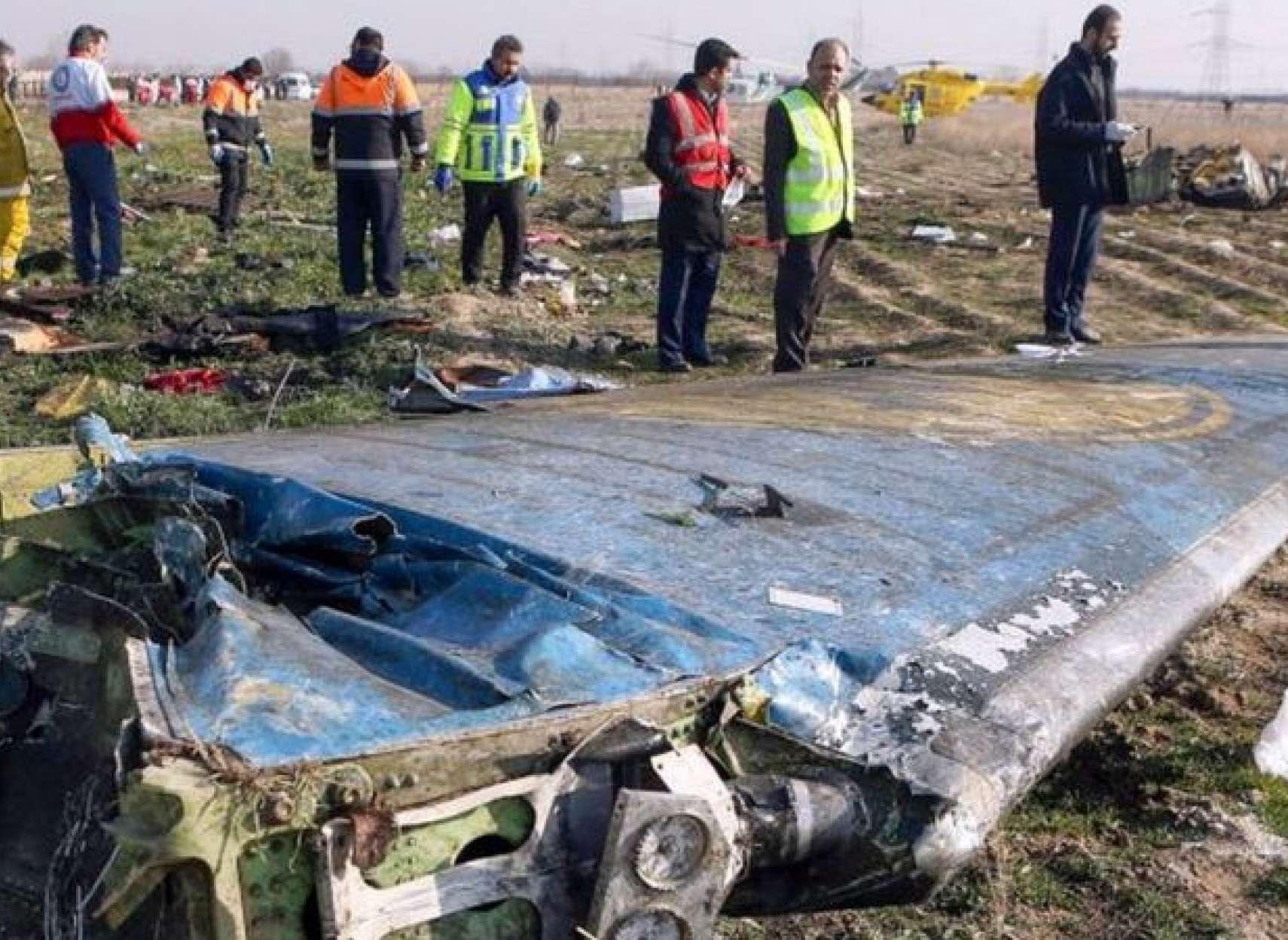 انتشار-اطلاعات-جعبه-سیاه-هواپیما-اوکراینی-مسافران-و-خدمه-پس-از-اصابت-موشک-اول-زنده-بوده-اند