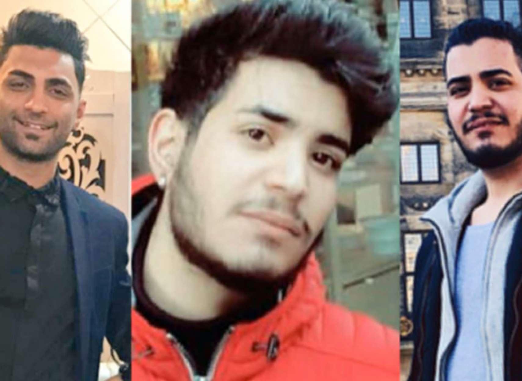 توقف-اعدام-سه-جوان-معترض-آبان- ماه- ۱۳۹۸-کمپین-اعدام-نکنید- با-حضور-میلیونی-کاربران-ایرانی-به- ثمر-نشست