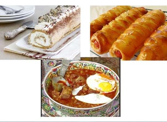 آشپزی-ترابی-خورش-پیجاق-قیمه-رولت-ترامیسو-رول-سوسیس