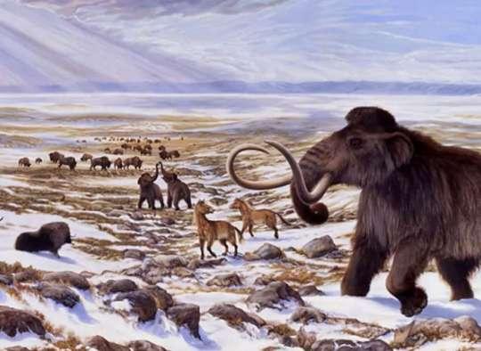 اخبار-علمی-دانشمندان-کشف-کردند-دمای-هوا-در-دوران-یخبندان-زمین-چقدر-بود