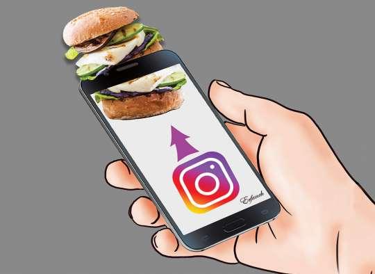 امکان سفارش غذا با اینستاگرام در کانادا