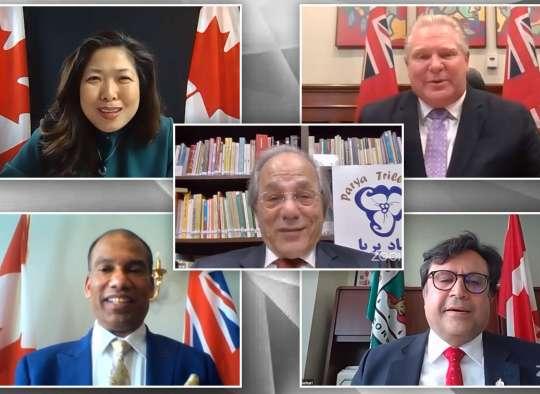 گزارش-تورنتو-تصویب-بودجه-دولت-کانادا-و-انتاریو-برای-گسترش-بنیاد-پریا-اولین-و-تنها-مرکز-ایرانیان