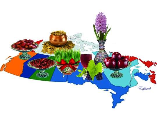 Iranian Nowruz across Canada