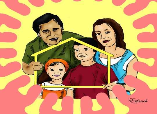 COVID isolates Iranian Families in Canada
